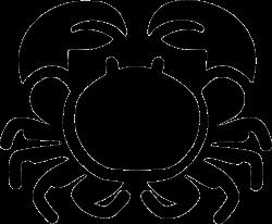 Crab Svg Png Icon Free Download (#438751) - OnlineWebFonts.COM