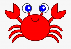 Red Crab Clip Art - Clip Art Crab #71046 - Free Cliparts on ...