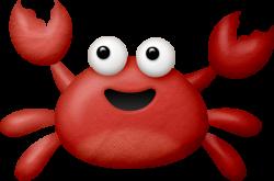 lliella_crab2.png | Summer clipart, Simple stories and Album