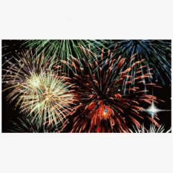 Cracker Clipart Canada Day Firework - Global Silhouette ...