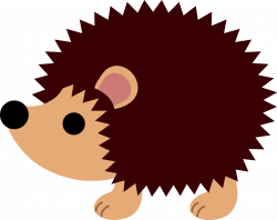 Porcupine clipart cute - Pencil and in color porcupine clipart cute