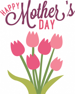 Free^ Happy Mothers Day Clipart Images, Black and White - Happy ...