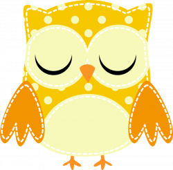 Corujas 2 - Minus   Аппликация   Pinterest   Owl, Clip art and Owl ...