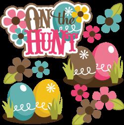 On The Hunt SVG | Easter | Pinterest | Svg file, Easter and Scrapbooks