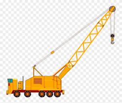 Medium Image - Crane Clipart Png Transparent Png (#788958 ...