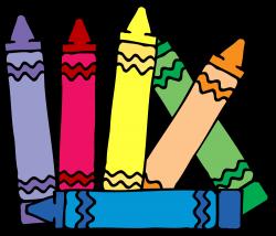 Crayola Crayons Clipart Clipart Panda Free Clipart Images | dibujos ...