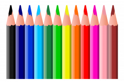 Crayon Clip Art Black And White Free Clipart Images 5 Vj192y5 Image ...