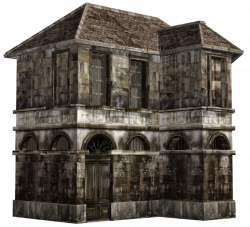 Haunted House 07 PNG Stock by Roy3D on DeviantArt