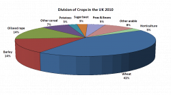 Agricultural Production in the UK
