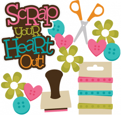 28+ Collection of Scrapbooking Crop Clipart | High quality, free ...