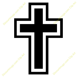 Catholic Cross Clipart