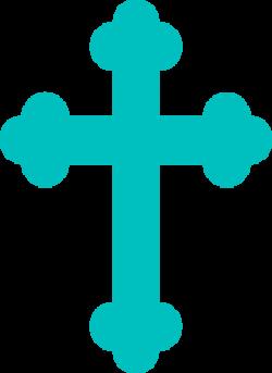 Christening Cross Clip Art | Bautizos | Pinterest | Christening ...