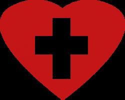 Image: Cross in Heart | Cross Image | Christart.com