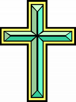 Cross clip art black and white free clipart images 2 - Clipartix