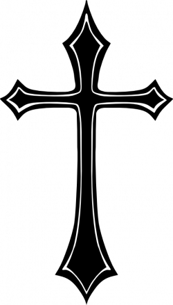 Gothic Cross | Home | Pinterest | Gothic crosses, Tattoo and Piercings