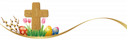 Free Easter Cross Clipart – Merry Christmas And Happy New Year 2018