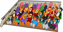Image - CPT 450 crowd.png | Club Penguin Wiki | FANDOM powered by Wikia