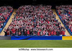 Stadium crowd clipart 9 » Clipart Portal