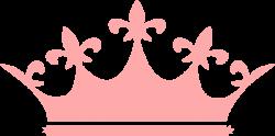 Queen Crown Pink Clip Art at Clker.com - vector clip art online ...