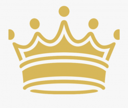 Free Download Graphics - Transparent Background Gold Crown ...