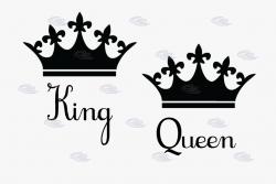Queen Crown Silhouette At Getdrawings - Queen & King Crowns ...