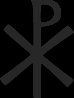 Link: Chi Rho symbol.