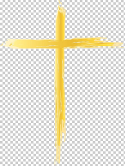 Crucifix Yellow PNG, Clipart, Cross, Crucifix, Line ...