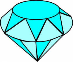 Crystal clipart green crystal - Graphics - Illustrations - Free ...