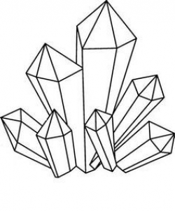 Crystals Clipart | Free download best Crystals Clipart on ...