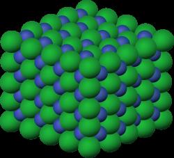 Clipart - Salt crystal