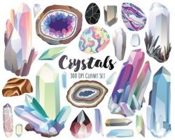 Crystal Clipart - Gems, Diamonds, Crystals & Stones Clip Art ...
