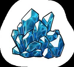 art, beautiful, blue, crystal, crystals, draw, drawing, drawings ...