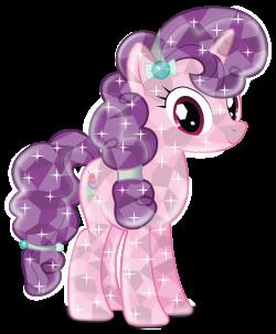 Sugar Belle Crystal by InfiniteWarlock on DeviantArt