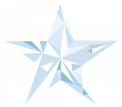 Crystal Star Vector done in 2015, via Illustrator. Created it as ...