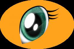 Sunset Shimmer Eye by black--crystal on DeviantArt