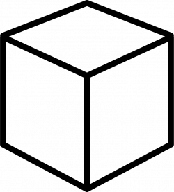 Isometric Perspective Cube Svg Png Icon Free Download (#35506 ...