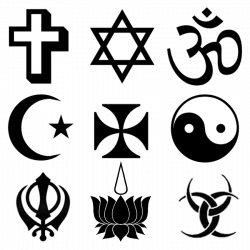 Do you think it is necessary for people to wear religious symbols in ...