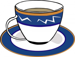 a cup and a dish clip art   Stock Images Page   Everypixel