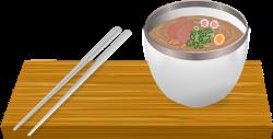 Clipart - Ramen Bowl