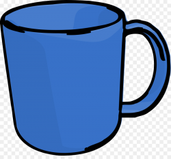 Coffee cup Hot chocolate Mug Clip art - Free Coffee Cup Clipart png ...