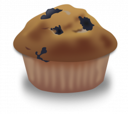 clipartist.net » Clip Art » blueberry muffin muffin SVG