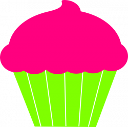 Cupcake Clip Art at Clker.com - vector clip art online, royalty free ...
