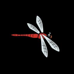 Free Dragonflies clip art image|Free Cartoon & Clipart & Graphics [ii]