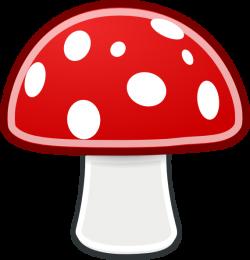 Mushroom Clip Art at Clker.com - vector clip art online, royalty ...