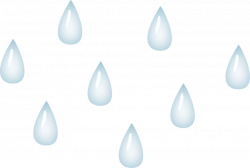 28+ Collection of Raindrops Clipart No Background | High quality ...