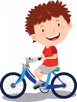 Little Boy Cycling | Clipart | The Arts | Image | PBS LearningMedia