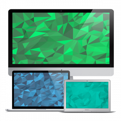 Another freebie! :D20 Geometric backgrounds for personal and ...