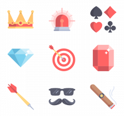 Dice Icons - 621 free vector icons