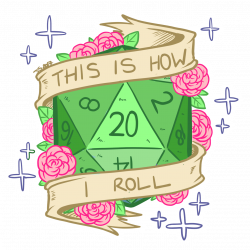 THIS IS A DING-DONG ART BLOG — More D20 designs have been added to ...