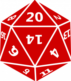 File:Twenty sided dice.svg - Wikimedia Commons